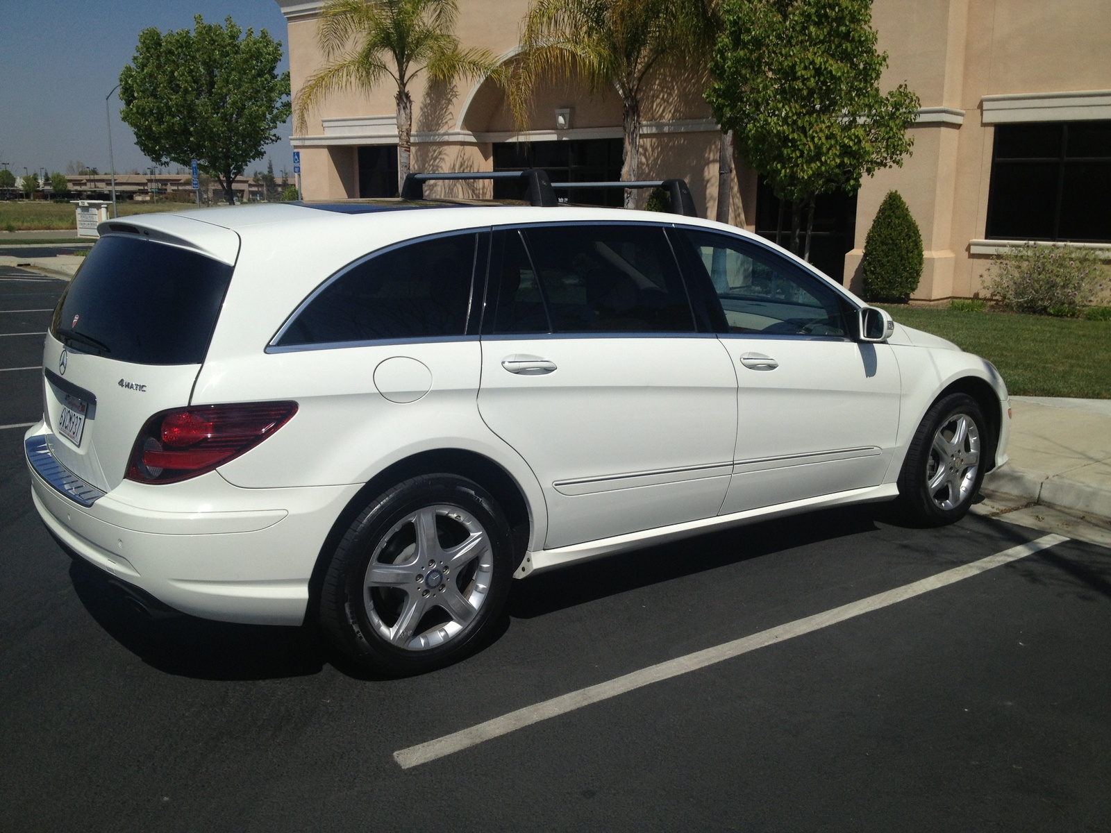 2008 mercedes benz r class exterior pictures cargurus for R350 mercedes benz