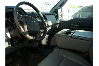 Picture of 2012 Ford F-450 Super Duty XL Crew Cab 8ft Bed DRW 4WD, interior, gallery_worthy