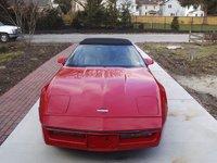 Picture of 1990 Chevrolet Corvette Convertible, exterior