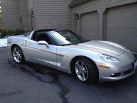 Picture of 2005 Chevrolet Corvette Coupe, exterior