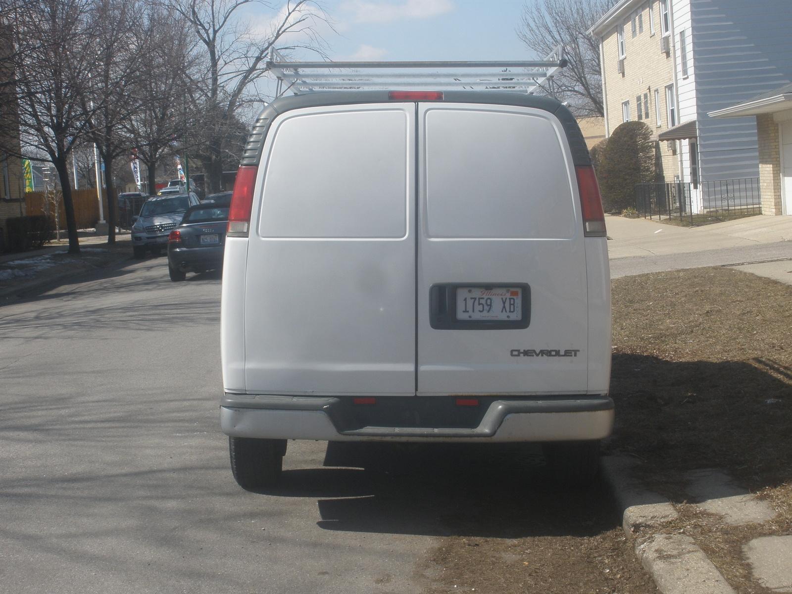 Picture of 1998 Chevrolet Chevy Van 3 Dr G3500 Cargo Van