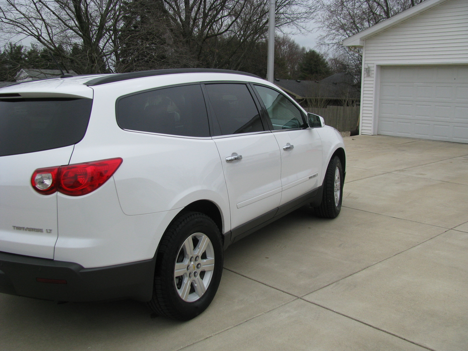2012 Lt1 And Lt2 Traverse Autos Post