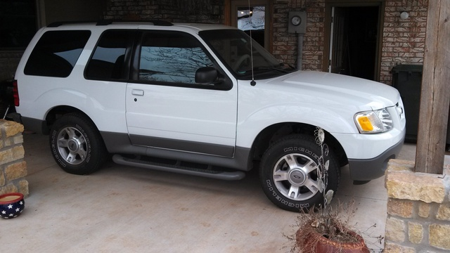 Picture of 2003 Ford Explorer Sport XLT, exterior, gallery_worthy