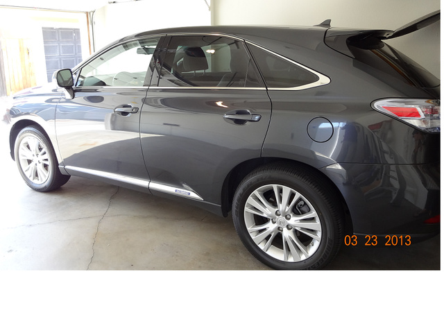 Picture of 2010 Lexus GS Hybrid 450h RWD, exterior, gallery_worthy