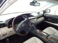 Picture of 2010 Lexus GS 450h Base, interior