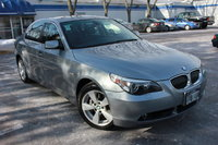 Picture of 2007 BMW 5 Series 530xi Sedan AWD, exterior, gallery_worthy