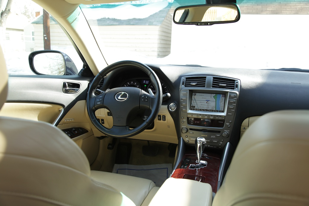 Used Lexus Gs 350 >> 2007 Lexus IS 350 - Pictures - CarGurus