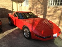 1994 Chevrolet Corvette Coupe, Picture of 1994 Chevrolet Corvette Base