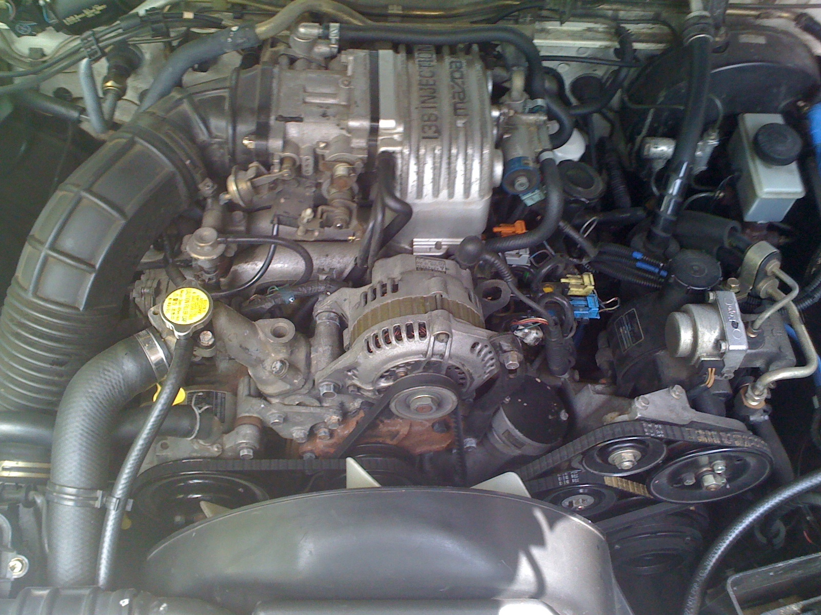 Mazda Rx 7 Questions What Are The Chances That A 1988 1987 Engine Diagram 1 People Found This Helpful