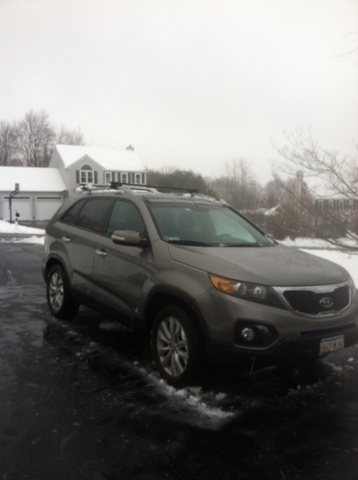 Picture of 2011 Kia Sorento EX V6 4WD, exterior, gallery_worthy