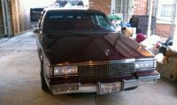 Picture of 1988 Cadillac DeVille Base Coupe, exterior