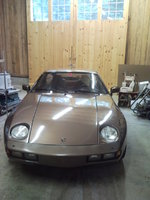 1978 Porsche 928 Overview