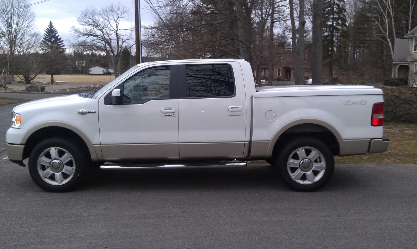 2007 ford f 150 4x4 king ranch test drive and html autos weblog. Black Bedroom Furniture Sets. Home Design Ideas