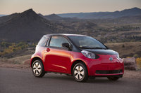2013 Scion iQ EV, Front-quarter view, exterior, manufacturer