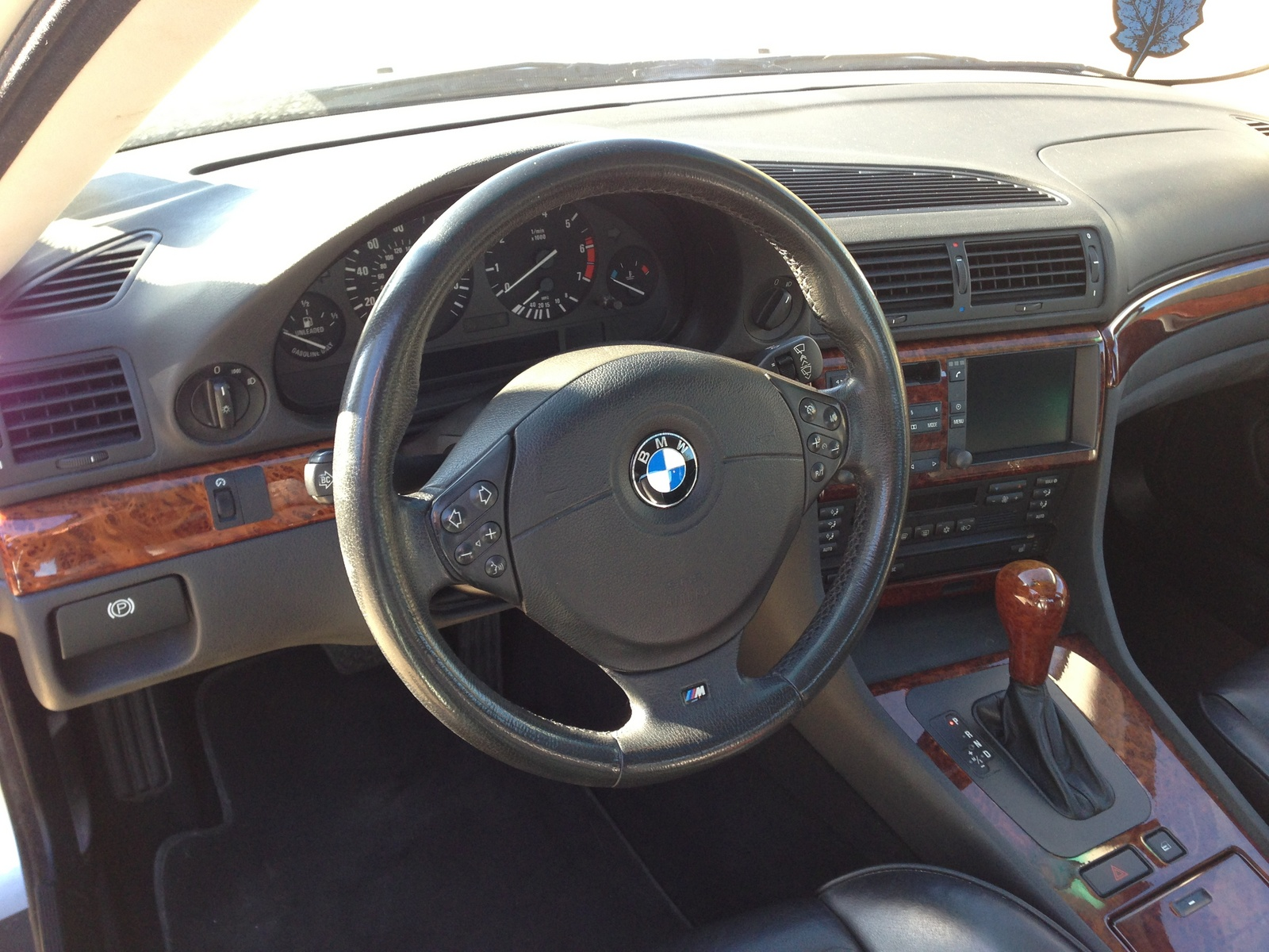 2001 Bmw 7 Series Interior Pictures Cargurus
