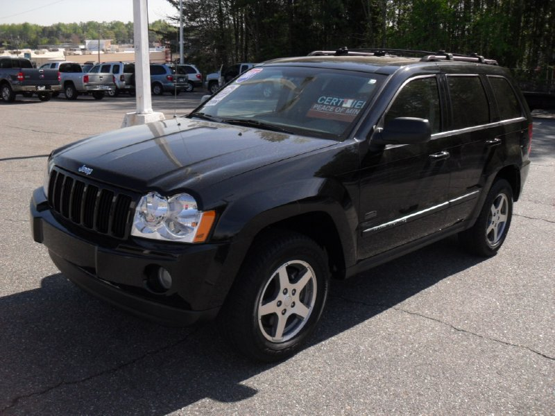 2007 jeep grand cherokee laredo 4wd rocky mountain exterior. Black Bedroom Furniture Sets. Home Design Ideas
