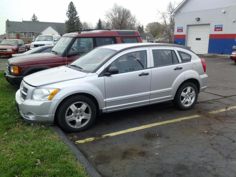 2007 dodge caliber sxt picture exterior. Cars Review. Best American Auto & Cars Review