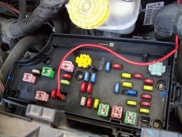 2000 ford explorer horn relay location  2000  free engine