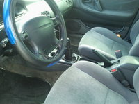 Picture of 1996 Mazda 626 LX, interior