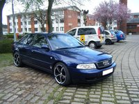 1999 Audi A4 1.8T Sedan FWD, AweeesomNess, exterior, gallery_worthy