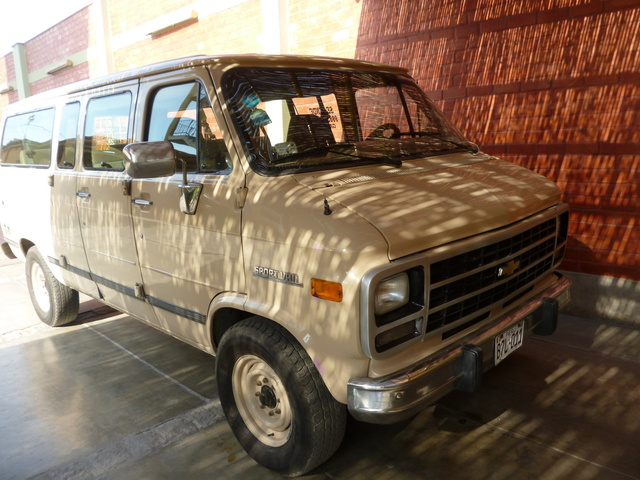 Picture of 1996 Chevrolet Chevy Van Classic