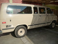 Picture of 1996 Chevrolet Chevy Van Classic, exterior