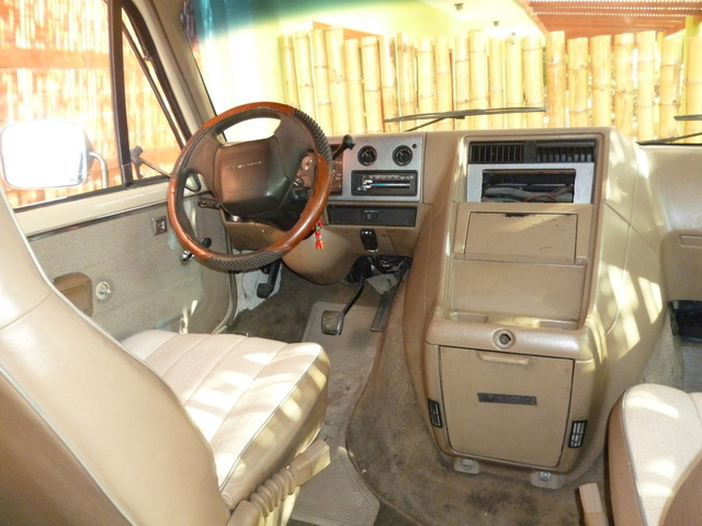 Picture of 1996 Chevrolet Chevy Van Classic, interior