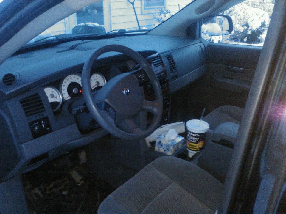 2005 Dodge Durango Interior Pictures Cargurus