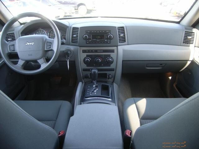 2007 Jeep Grand Cherokee Laredo Interior