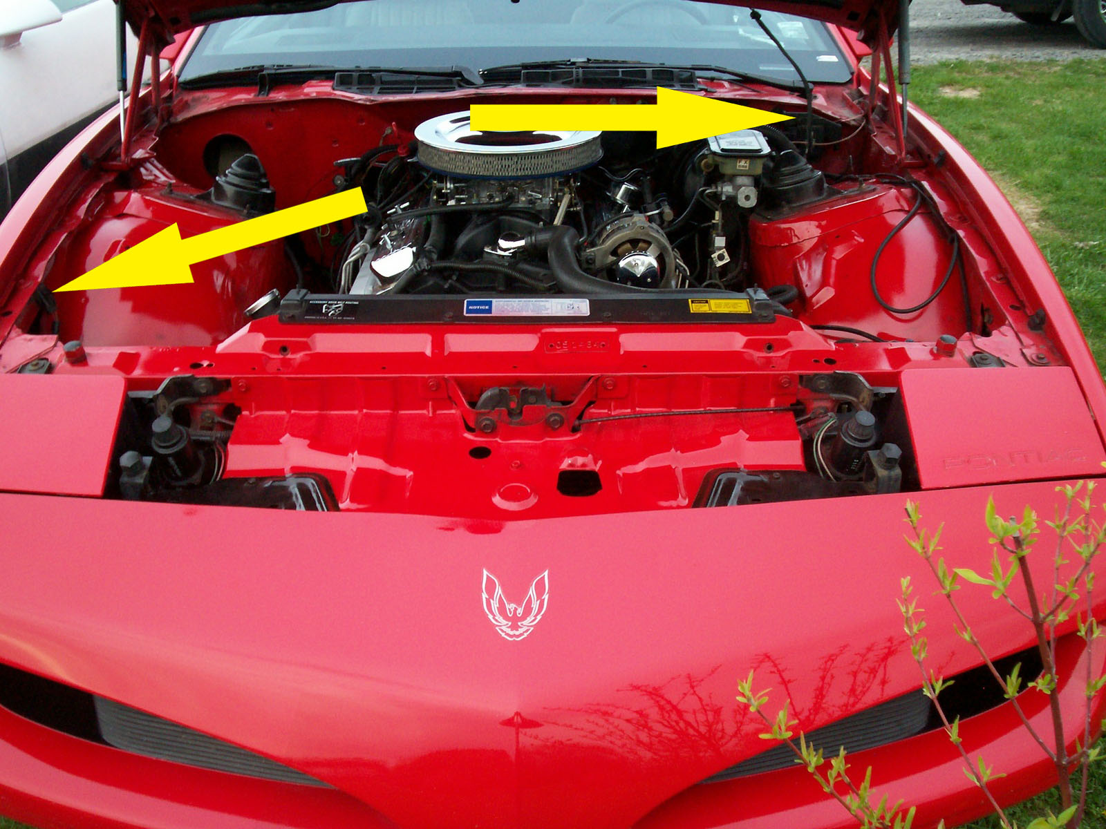 Pontiac Firebird Questions Where Is My Fuel Pump Relay Located On 1986 Corvette Wiring Diagram 1992