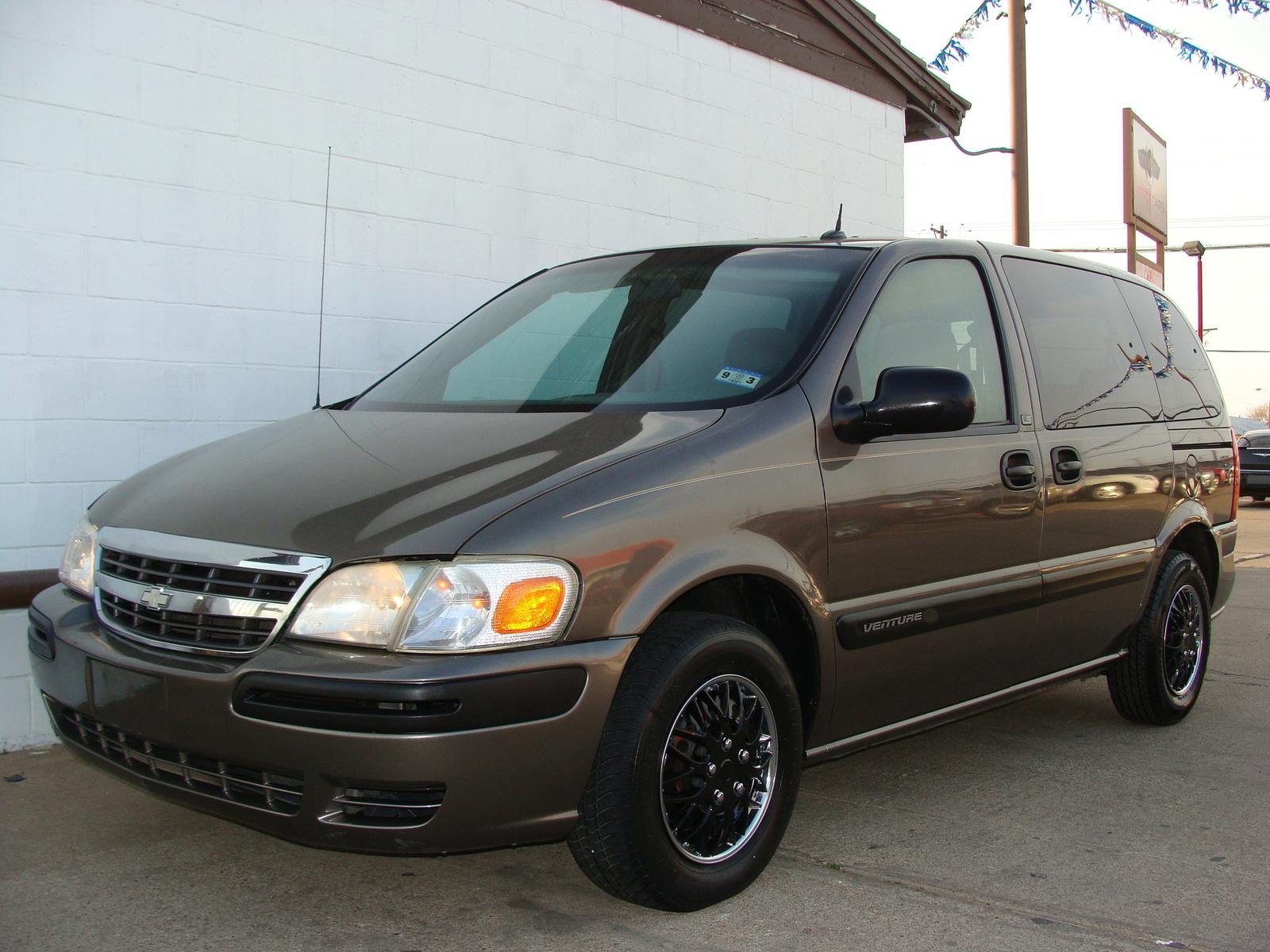 2004 Chevrolet Venture - Overview - CarGurus