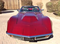 Picture of 1972 Chevrolet Corvette Convertible, exterior, gallery_worthy