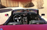Picture of 1972 Chevrolet Corvette Convertible, interior, gallery_worthy