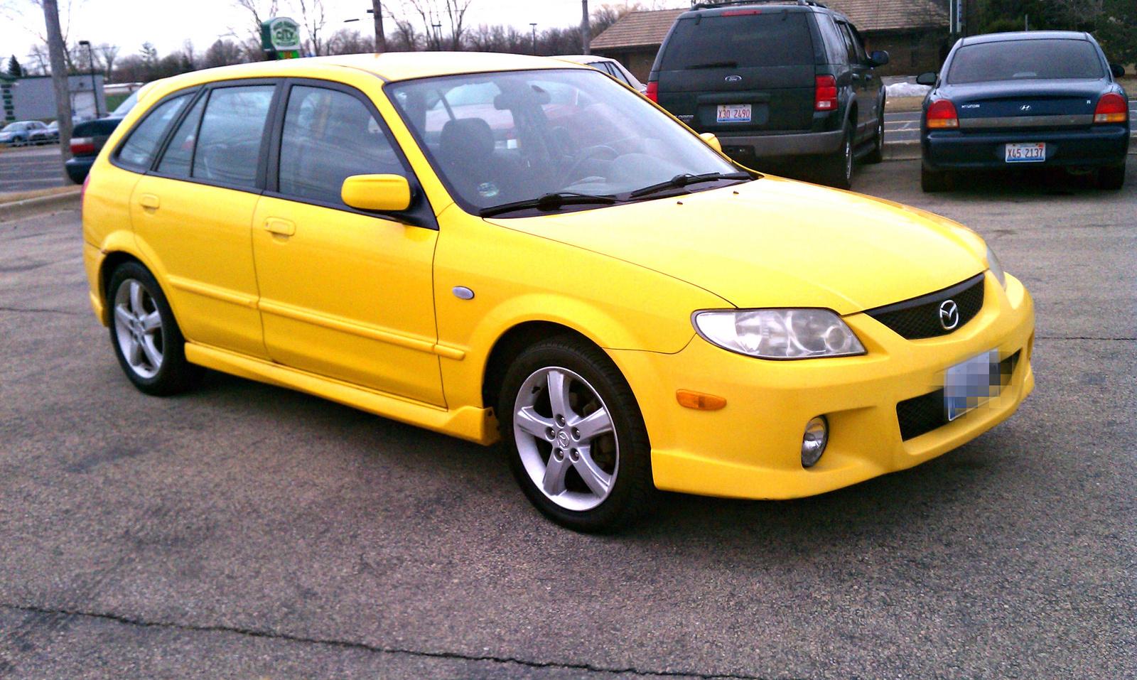 Mazda Protege Dr Std Wagon Pic on 2002 Mazda Protege 5 Wagon Interior