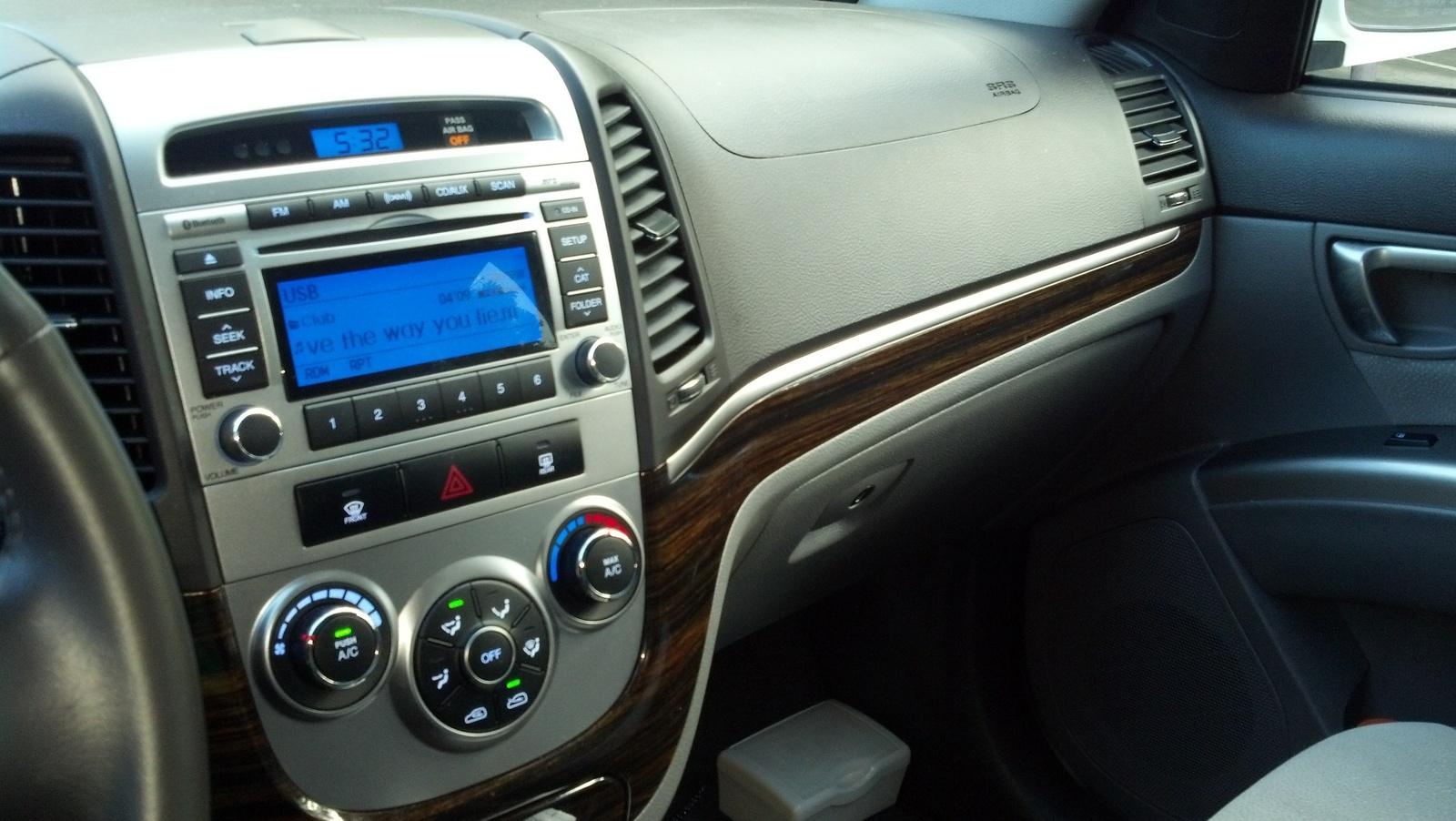 2012 Hyundai Santa Fe Interior Pictures Cargurus