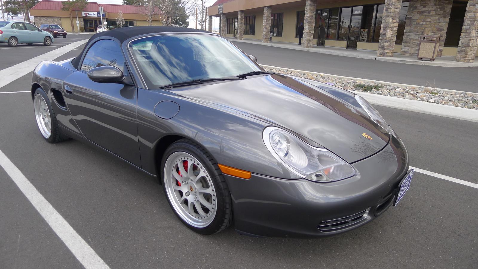 2002 Porsche Boxster Pictures Cargurus