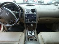 Picture of 2003 Nissan Maxima GLE, interior