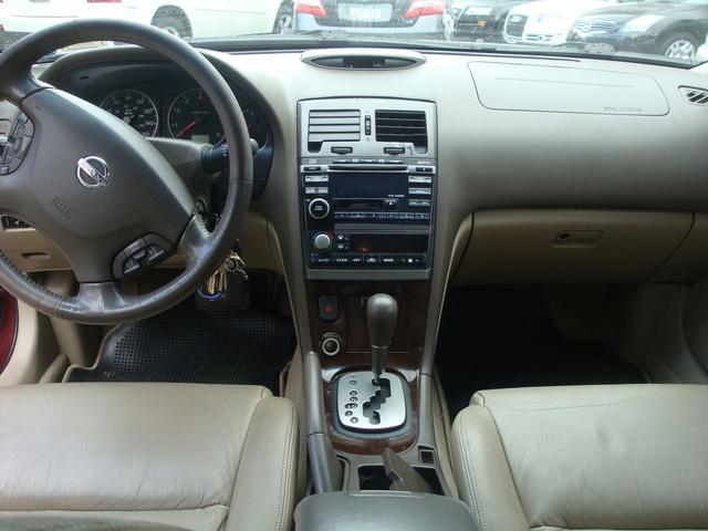 maxima nissan 2003 interior gle cargurus cars