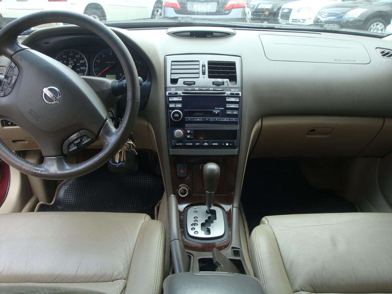 2003 Nissan Maxima Interior Pictures Cargurus