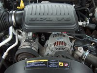 Picture of 2006 Dodge Dakota SLT 2dr Club Cab SB, engine
