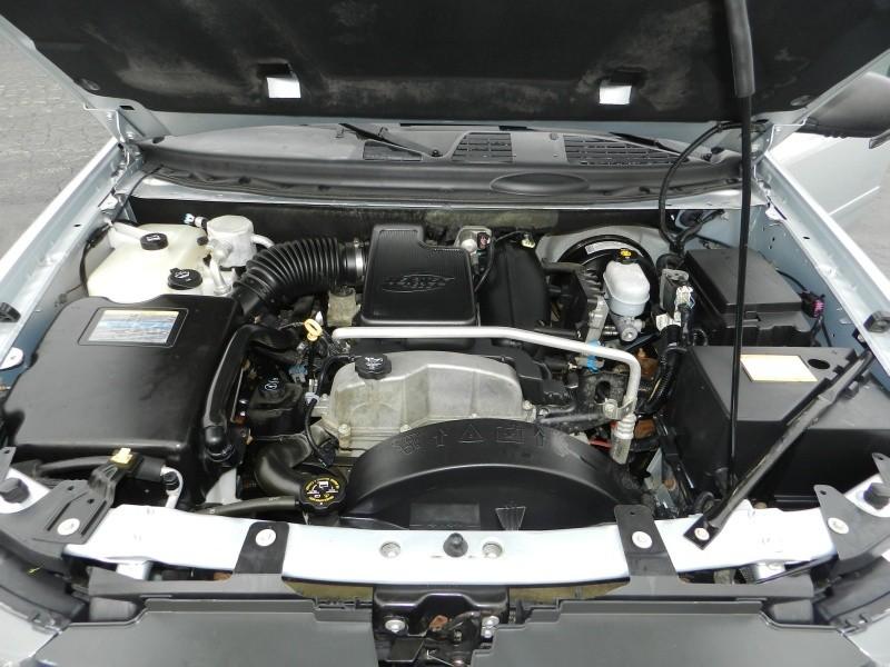2009 Chevrolet Trailblazer Chevy Review Ratings Specs ...