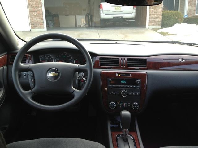 Chevrolet Impala Lt Pic X
