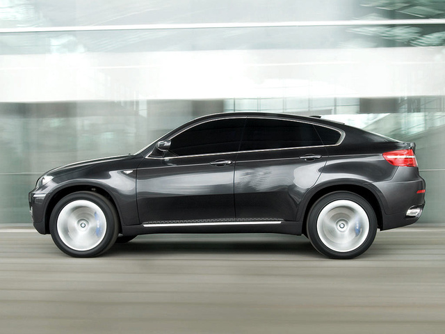 Picture of 2013 BMW X6 M