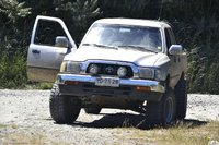 2004 Toyota Hilux Overview