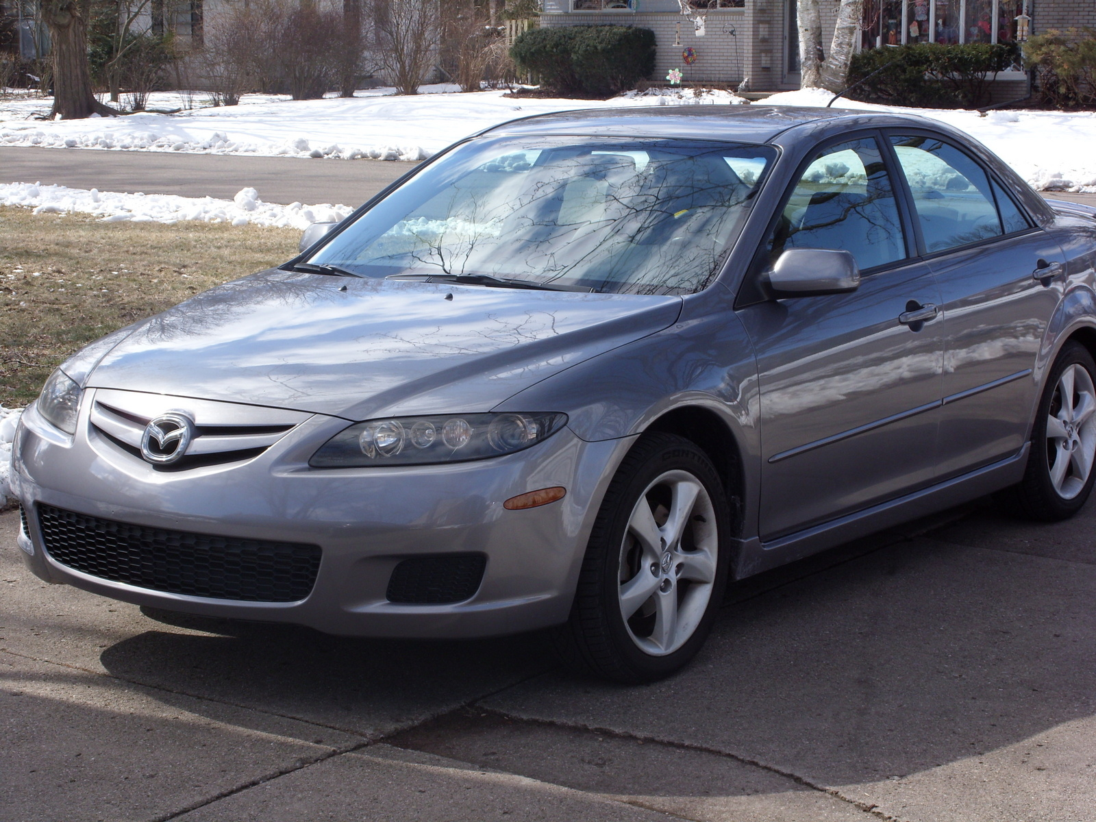 2007 Mazda6 Grand Touring Upcomingcarshq Com