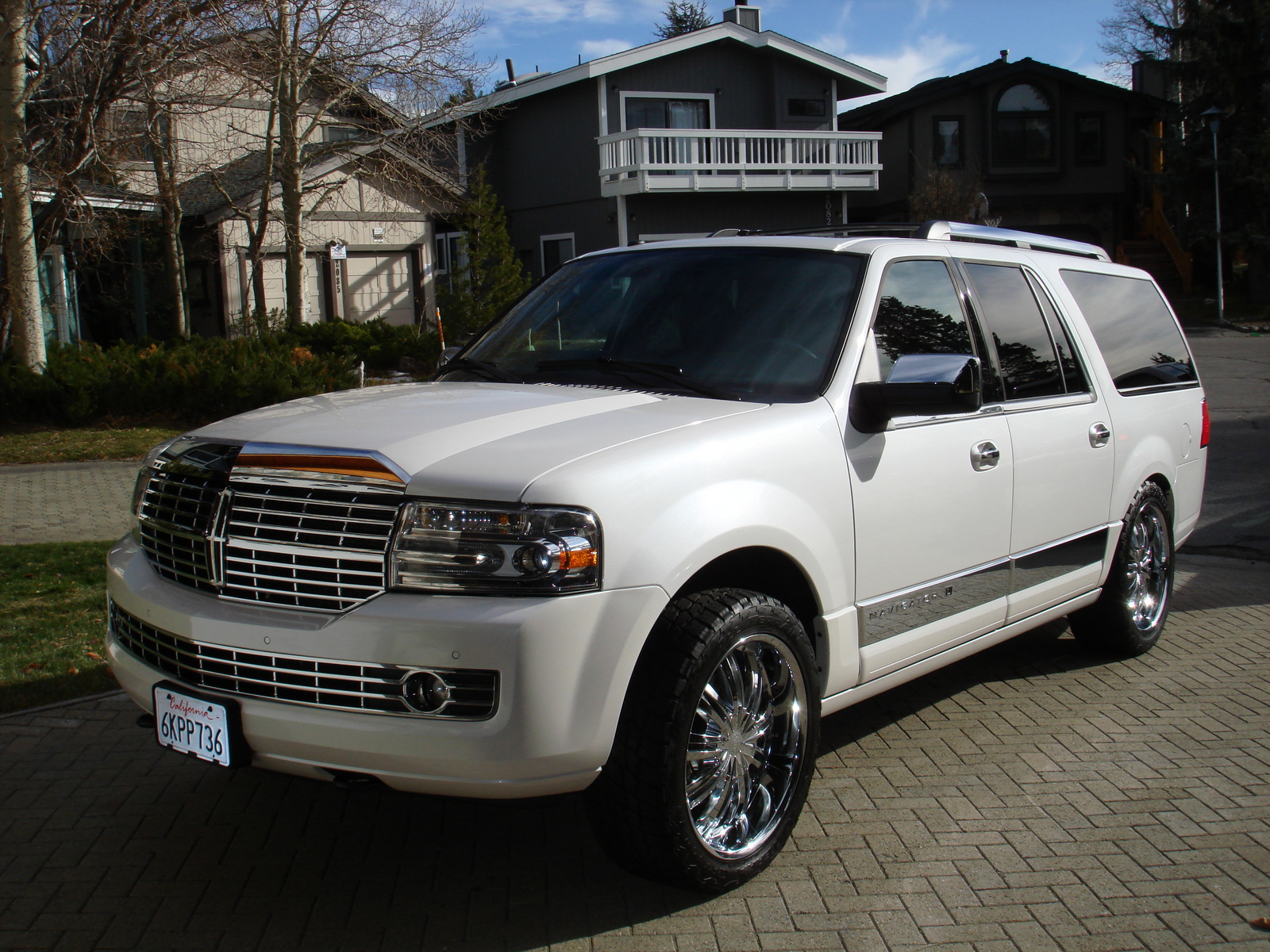 2010 Lincoln Navigator Pictures Cargurus