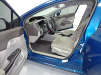 Picture of 2012 Honda Civic LX, interior