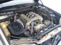 Picture of 1990 Mercedes-Benz 350-Class 4 Dr 350SDL Turbodiesel Sedan, engine