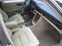 Picture of 1990 Mercedes-Benz 350-Class 4 Dr 350SDL Turbodiesel Sedan, interior