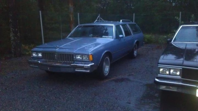 Picture of 1984 Pontiac Parisienne